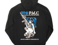 スク水PMCパーカー