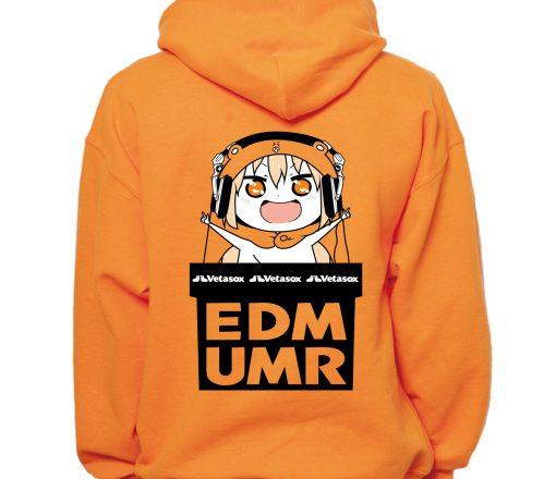 EDMうまるパーカー【干物妹!うまるちゃん】