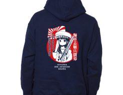 海軍ちゃんパーカー